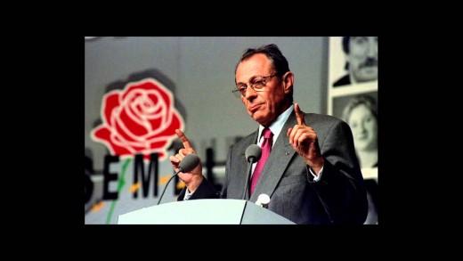 Etienne Chouard débat avec Michel Rocard