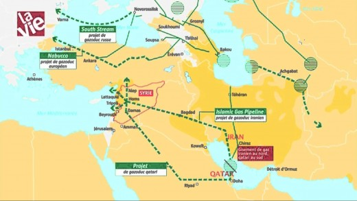3 minutes pour comprendre – Syrie : le gaz dans la bataille