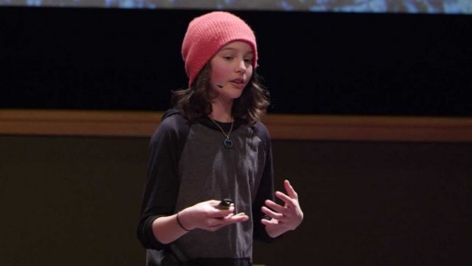 Hackschooling makes me happy: Logan LaPlante at TED