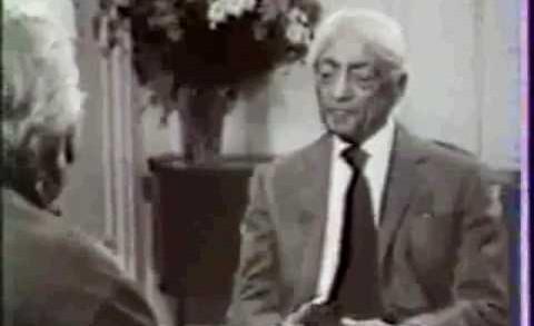 Krishnamurti en Français