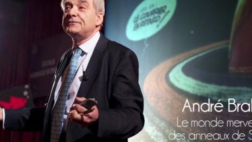 André Brahic – Promenade sur les anneaux de Saturne
