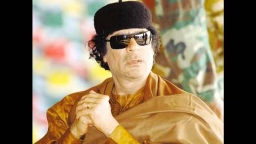Les vraies raisons de l'assassinat du guide libyen Kadhafi…RIP