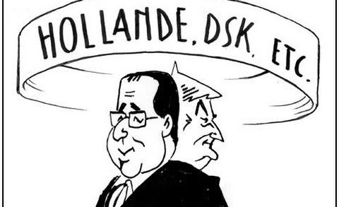 DSK, Hollande, etc