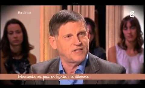 SYRIE : MICHEL COLLON DEMONTE LE COMPLOT