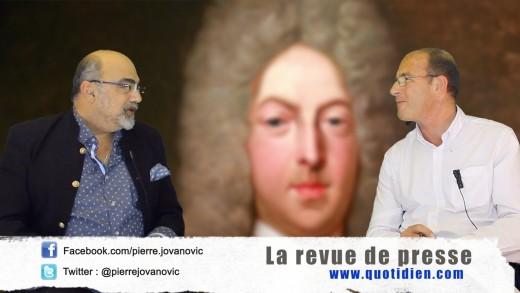 P. Jovanovic – E. Chouard : La revue de presse (mars 2015)